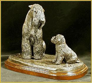 S.C Wheaten Terrier