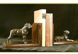 Bullmastiff - Bookends