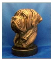 Mastiff Dog - Large Bust
