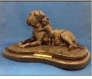Mastiff Dog - My Best Friend
