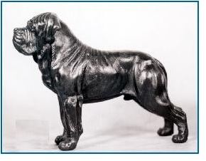 Mastiff Dog - Small Standing