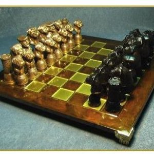 Mastiff - Chess Set