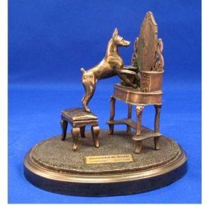 Miniature Pinscher Dog - Vanity Fair