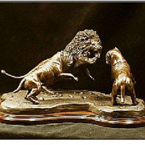 Neapolitan Mastiffs - Fearless