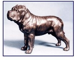 Neapolitan Mastiff - Small Standing Dog