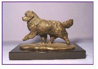 Newfoundland - Small Moving Bronze