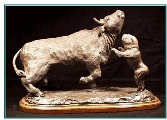 Bulldog - Bull Scene