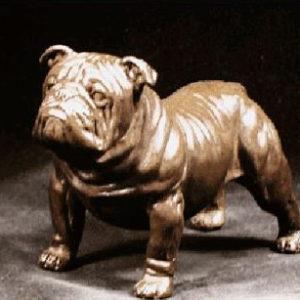 Bulldog -Small Standing Dog