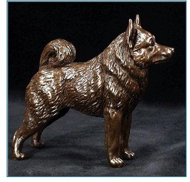 Norwegian Elkhound - Small Standing