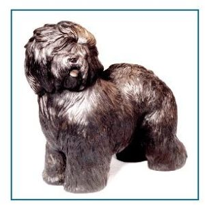 Old English Sheepdog - Large Standing