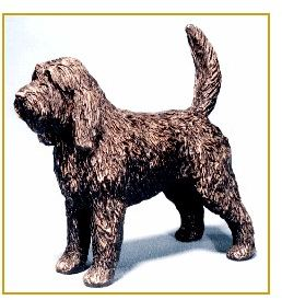 Otterhound - Small Standing Dog
