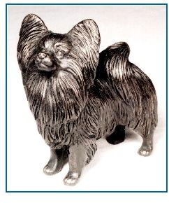 Papillon - Small Standing Dog