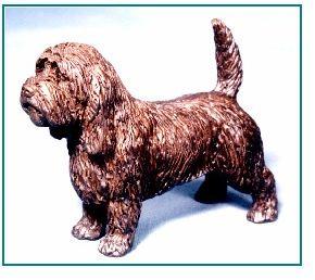 PBGV -Small Standing Dog