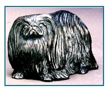 Pekingese - Small Standing Dog