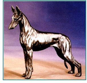 Pharaoh Hound - Small Standing Dog
