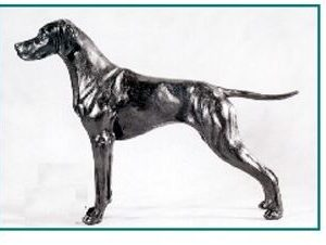 Pointer - Small Standing Dog