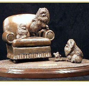 Pomeranian - The Gift