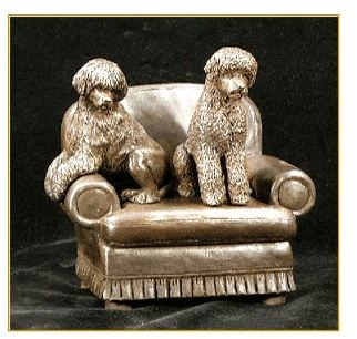 Portuguese WaterDog - Favorite Chair