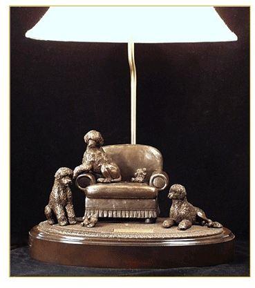 Portuguese WaterDog - Lamp