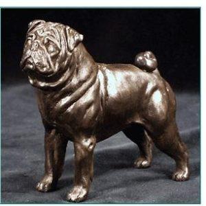 Pug - Small Standing Dog