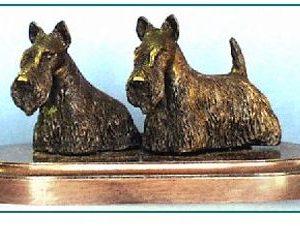 Scottish Terrier - Small Pair