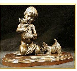 Scottish Terrier - The Innocents