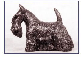 Scottish Terrier - Small Standing Dog