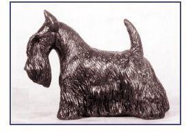 Scottish Terrier - Small Standing Dog