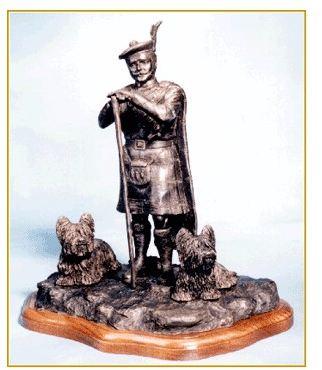 Skye Terrier - Highland Clan