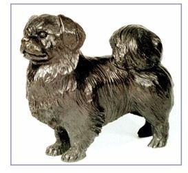 Tibetan Spaniel - Small Standing Dog