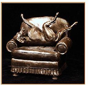 Vizsla - Couch Potato