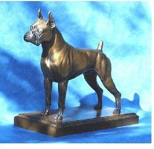 Boxer - Foundry Bronze Johnny J