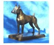 Boxer - Foundry Bronze Johnny J