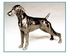 Weimaraner - Small Standing Dog