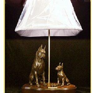 Boxer - My Hero IV Lamp