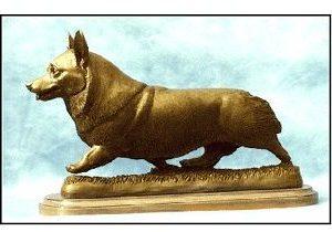 Corgi, Pembroke Welsh - Large Moving Dog
