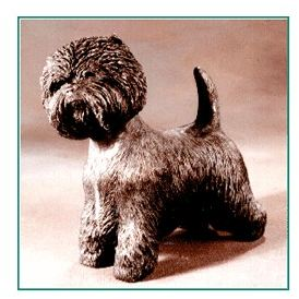 West Highland White Terrier - Large Standing