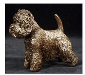 West Highland White Terrier - Small Standing Dog