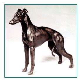 Whippet - Small Standing Dog