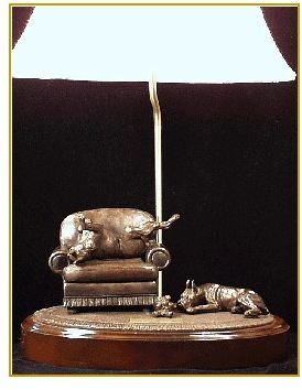 Boxer - Comfort Zone Lamp