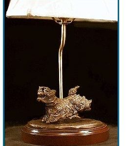 Yorkshire Terrier - Lamp