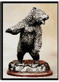 Limited Edition - Grizzley Bear