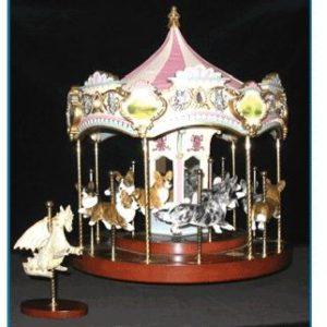 Cardigan Welsh Corgi - Carousel