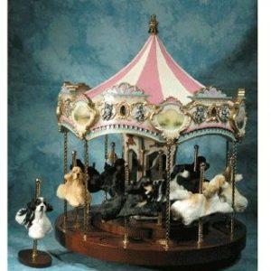 American Cocker Spaniel Carousel