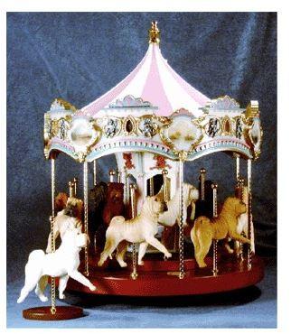 Chinese Shar Pei - Carousel