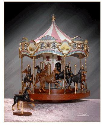 Doberman- Carousel
