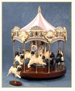Pug - Carousel
