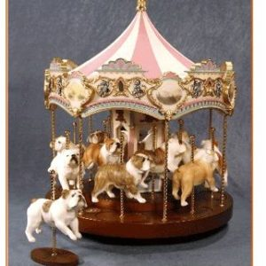 Bulldog- Carousel