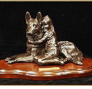 German Shepherd Dog -Devotion