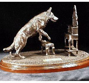 German Shepherd Dog - Sheer Vanity II